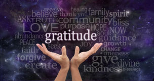 Channeled Messages: The Power of Gratitude!