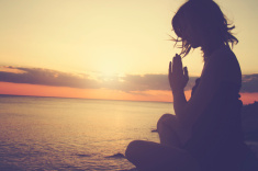 Meditation: Putting Up Protection