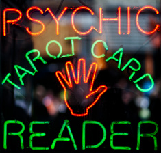 How can you tell if the psychic or medium is real?
