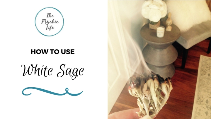 Video: How To Use White Sage